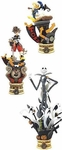 Kingdom Hearts Formation Arts Figure Set of 3