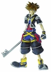 Kingdom Hearts II Play Arts Action Figure Sora