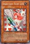 LOD-100 Injection Fairy Lily Unlimited Secret Rare
