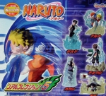 Naruto Capsule Figures Part 5 Set of 5