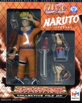 "Naruto Collective File DX 5"" Inches Action Figure - Naruto"