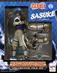 "Naruto Collective File DX 5"" Inches Action Figure - Sasuke"