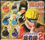 Naruto Stamp Figure Part 2 Set of 6