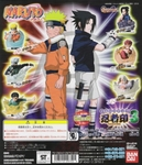 Naruto Stamp Figure Part 3 Set of 6