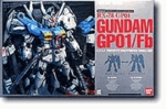 PG Gundam RX-78 GP01 FB Perfect Grade 1/60 Model Kit
