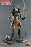 "12"" Predator 2 Lost Predator 1/6th Scale Action Figure Hot Toys"