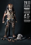 "12"" Predator 2 Shadow Predator 1/6th Scale Action Figure Hot Toys 2011 Toys Fairs Exclusive"