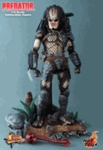 "12"" Predator Classic Predator 1/6th Scale Action Figure Hot Toys MMS90"