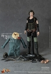 "12"" Resident Evil Afterlife Alice Milla 1/6th Scale Action Figure Hot Toys"