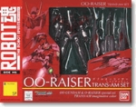 Robot Spirits Gundam 00 00-Raiser Trans-Am Set Action Figure Bandai