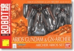 Robot Spirits Gundam 00 Arios & GN Archer Set Action Figure Bandai