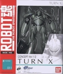 Robot Spirits Gundam #011 Turn X Action Figure Bandai