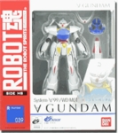 Robot Spirits Gundam #039 Turn A Action Figure Bandai
