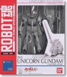 Robot Spirits Gundam #040 Unicorn Action Figure Bandai