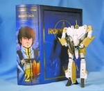 Robotech Masterpiece Collection Vol 2 VF-1A Ben Dixon