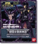 Saint Seiya Capricorn Shura Hades Myth Cloth Action Figure Bandai