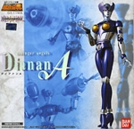 Soul of Chogokin GX - 11MA Diana Angel Version Bandai