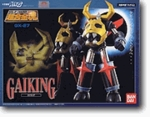 Soul of Chogokin GX - 27 Gaiking Action Figure Bandai