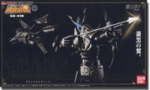 Soul of Chogokin GX - 41B Black Reideen Action Figure Bandai