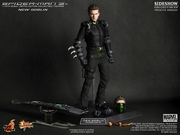 """12"""" Spiderman 3 New Goblin 1/6th Scale Action Figure Hot Toys"""