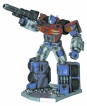 Transformers Optimus Prime War Within Mini Statue