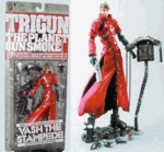 "Trigun 9 "" Inches Action Figure - Vash The Stampede Red Version"