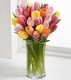 Color Assorted Tulip Bouquet Getwell