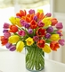 Enchanting Tulip Bouquet Valentine