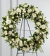 Splendor Wreath Sympathy