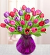 ValentineTulips bouquet