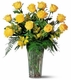 Yellow Roses Arrangements