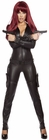 Alluring Assassin Catsuit Costume