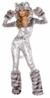 American Wherewolf Catsuit Complete Costume
