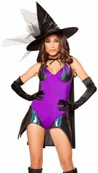 Witch Costumes, Romper Costumes, Witch Romper 10080, Burning Man Costumes