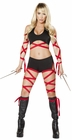 Deadly Assassin Ninja Costume