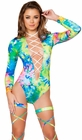Electric Daisy Carnival Rave Romper