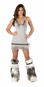 Eskimo Fringe Dress