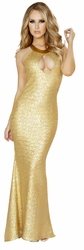 Sequin Prom Dress, Prom Dress, Roma Costume 3154