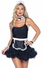 French Maid Role Play Costume