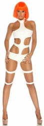 Bedroom Costume, Futuristic Element Sexy Movie Character Costume