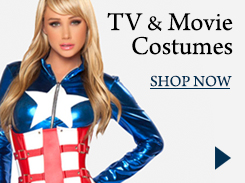 TV and Movie Costumes
