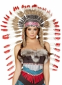 Indian Feathured Headdress