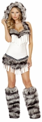 Indian Seductress Costume,  Sexy Indian Costume, Adult Indian Costume