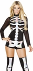Jackie Skeleton Costume