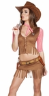 Little Country Cutie Cowgirl Costume