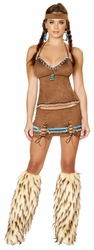 Indian Costumes, Native American Babe, Sexy Indian Costume for Women