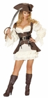 Naughty Ship Wench Pirate Costume