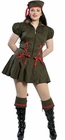 Naughty Soldier Costume