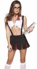 Two Piece Study Hall Seductress Costume