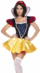Two Piece Sultry Snow Costume, Snow Costumes, 2015 Snow Costume